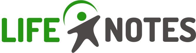 logo - lifenotes